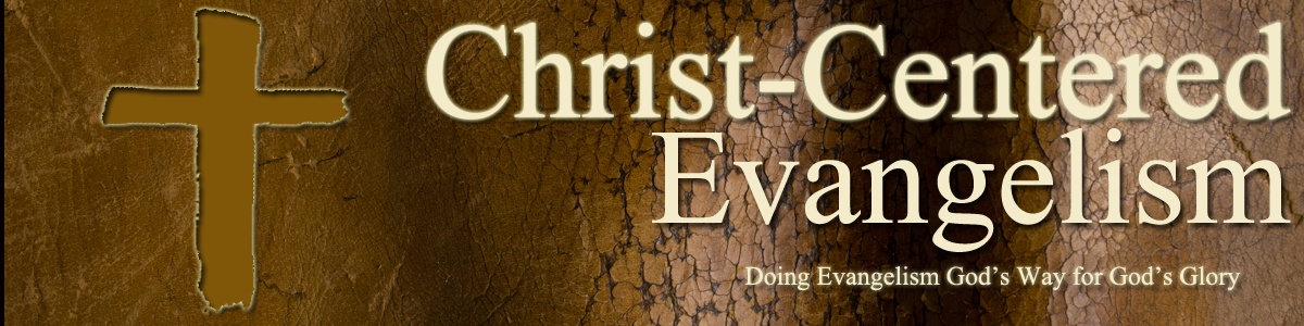 Christ-Centered-Evangelism